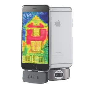 Amazon.com: FLIR ONE Thermal Imager for iOS: Camera & Photo