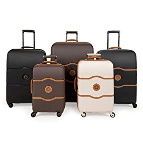 hardside luggage, luggage, spinner luggage, carry on luggage, check in luggage, delsey