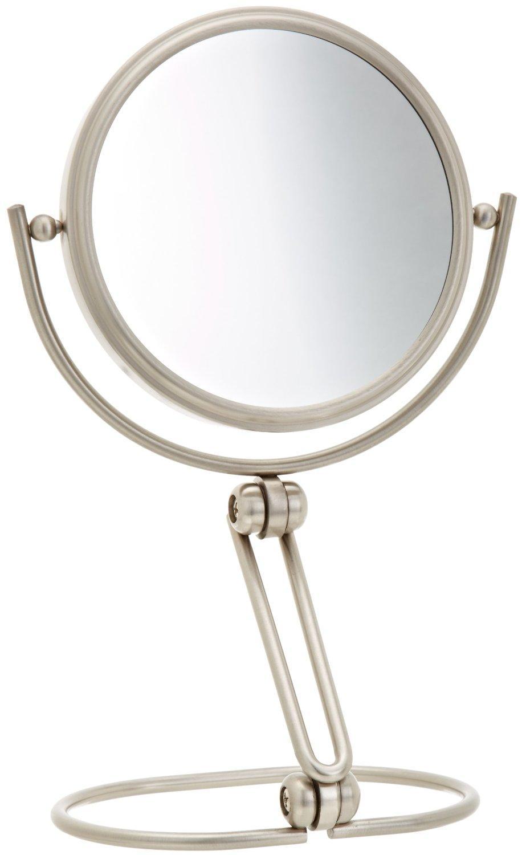 Amazon Com Jerdon Mc449n 5 5 Inch Folding Travel Mirror