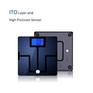 ITO Layer and High Precision Sensor