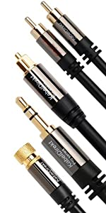 KabelDirekt (15 feet) HDMI Cable (1080p 4K 3D High Speed with Ethernet ARC) - FLEX Series