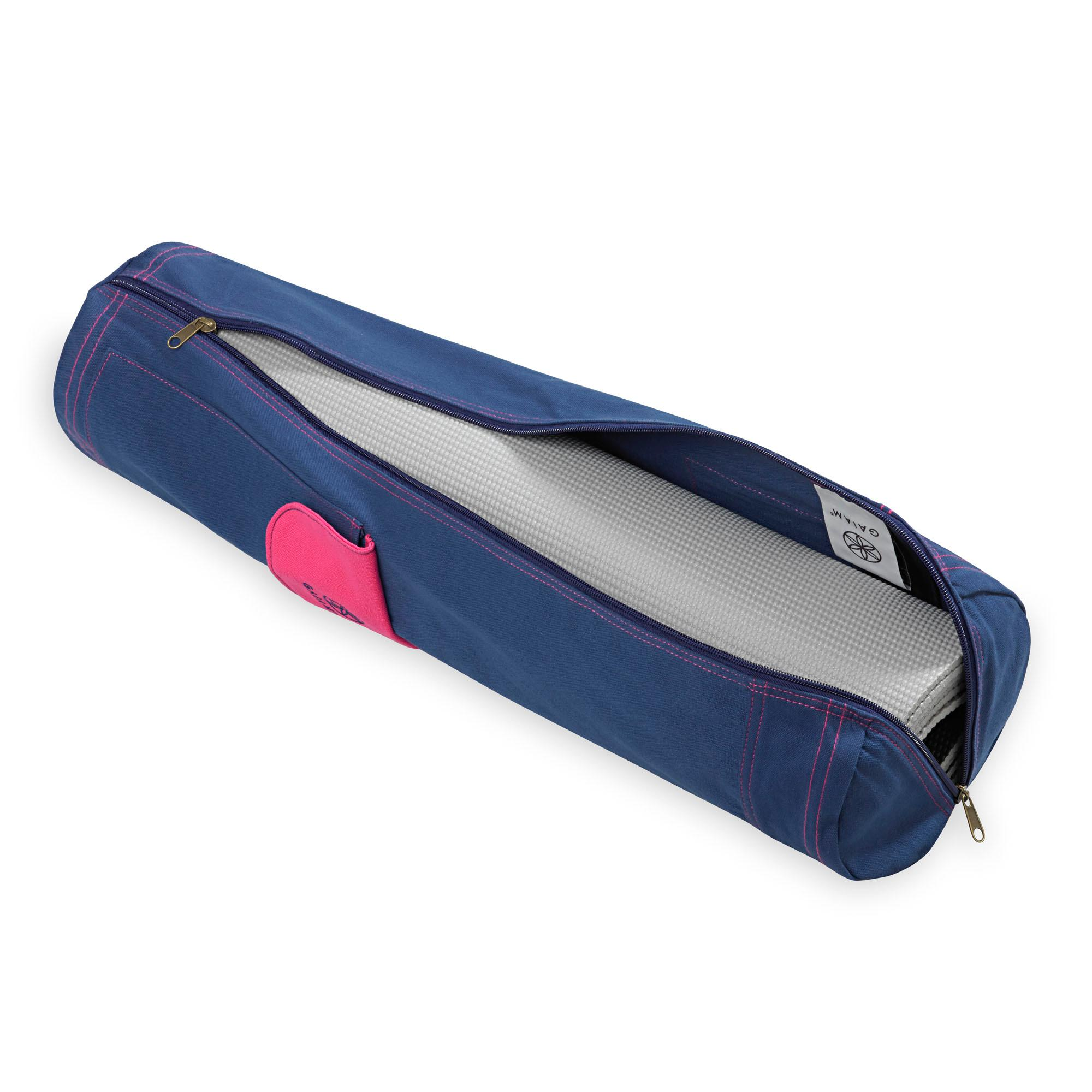 Gaiam Cargo Yoga Mat Bag Watercress Ebay