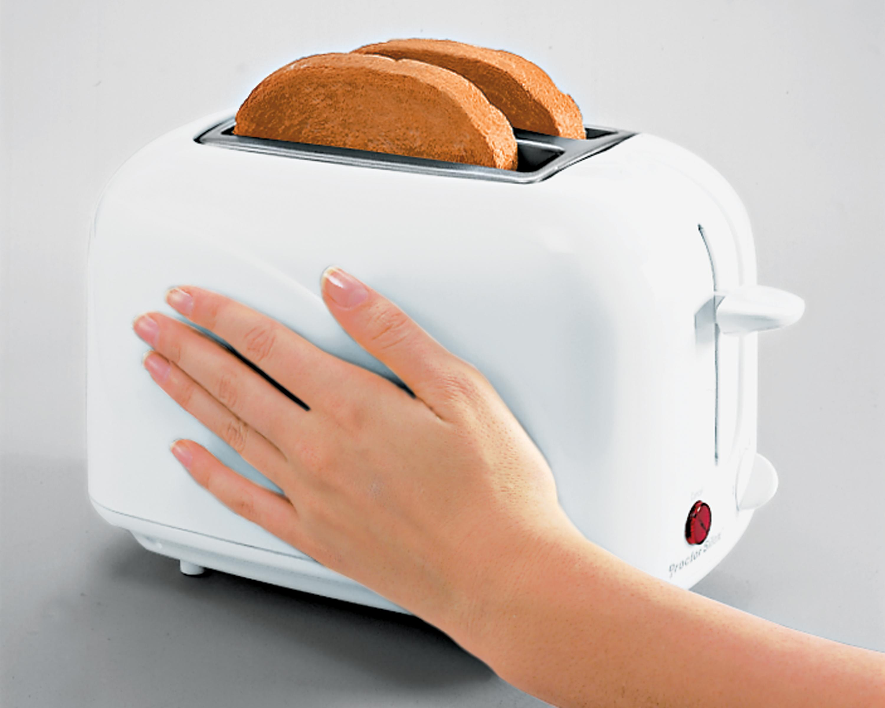 Amazon Com Proctor Silex Cool Touch Toaster Kitchen Amp Dining