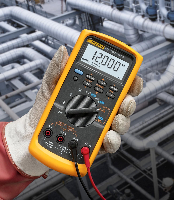fluke 787 processmeter voltage testers amazon com industrial rh amazon com fluke 787 instruction manual fluke 787 processmeter manual