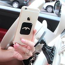 Mountek SNAP 3 iPhone 6 Plus cd slot car mount holder