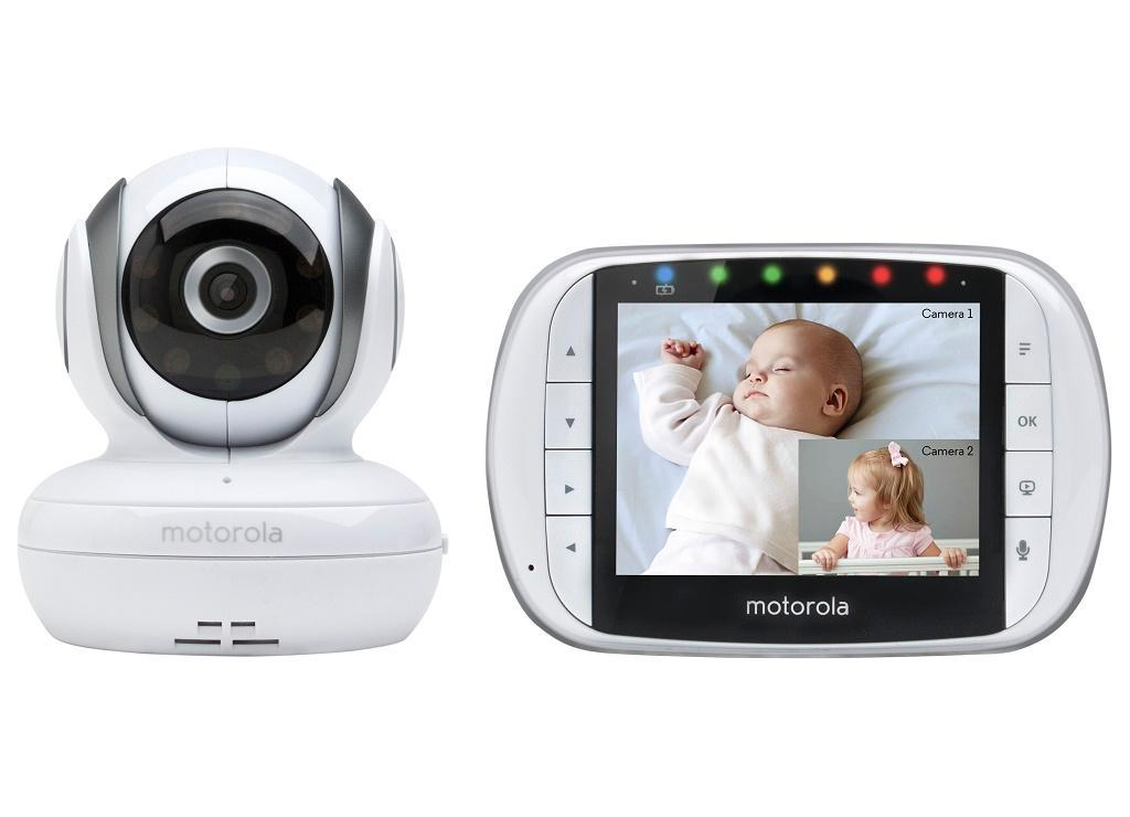 Amazon.com : Motorola MBP36S Remote Wireless Video Baby