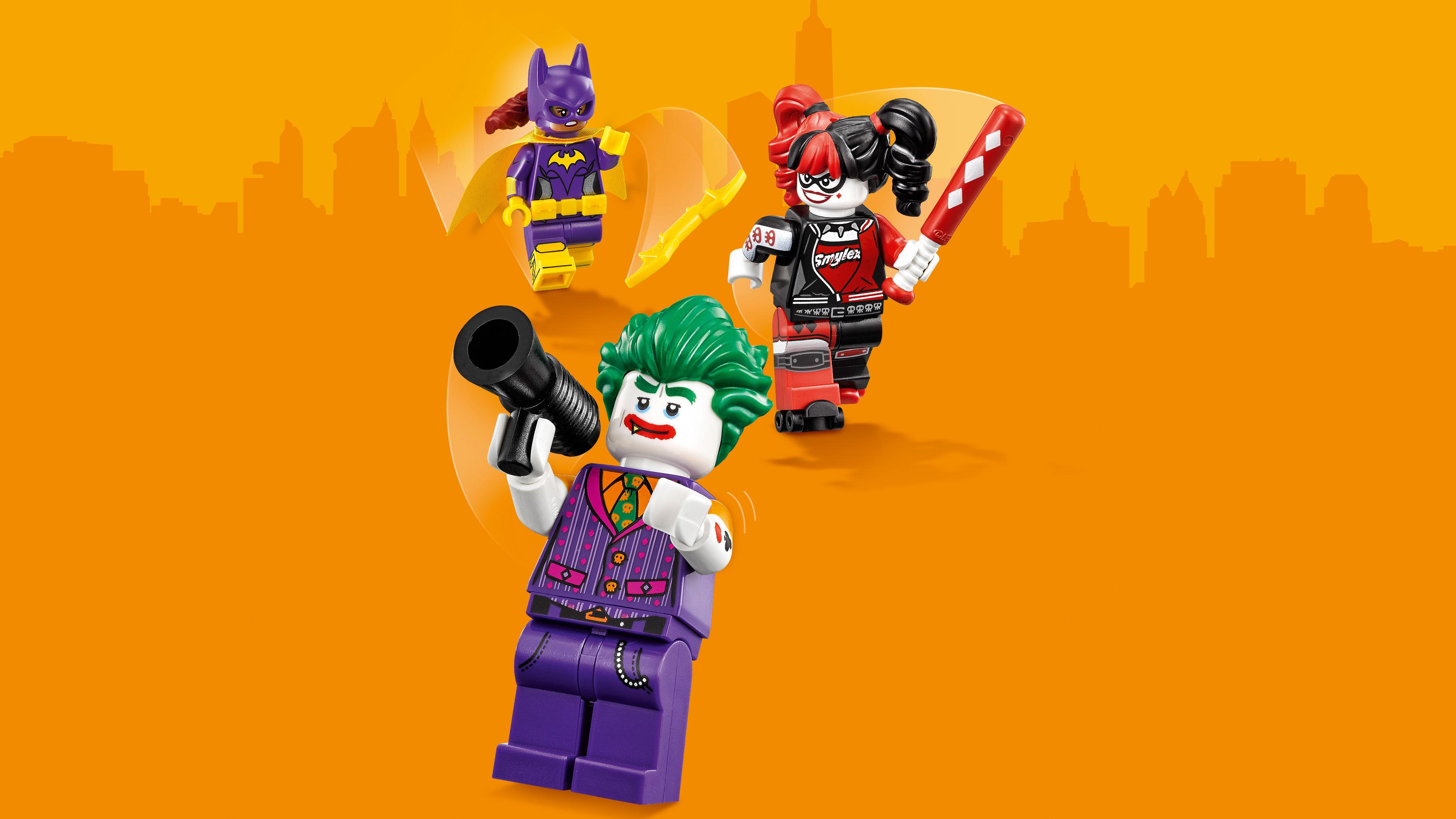 Amazon.com: THE LEGO BATMAN MOVIE The Joker Notorious