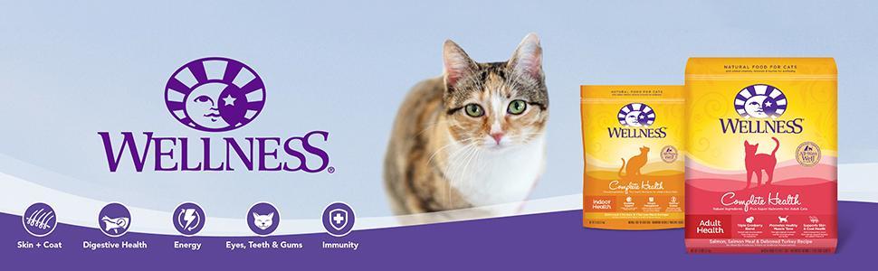 wellness cat food,natural cat food,grain free cat food,wet cat food,canned cat food