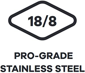 Pro Grade Stainless Steel Icon