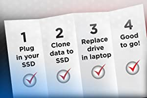 SanDisk SSD PLUS - Easy Set-up Lifestyle