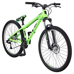 Mongoose, Fireball, Fireball SS, Fireball 8-speed, Dirt Jump Bike, Park Bike, MTB, BMX
