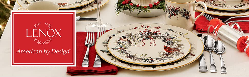 Amazon lenox winter greetings 12 piece set christmas dishes lenox holiday lenox winter greetings lennox lenox holiday dinnerware lennox holiday m4hsunfo