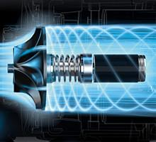 Powered by Dyson digital motor V6 mattress