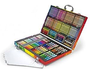 crayola inspiration art case contents