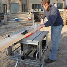 Bosch GTS1031 10-Inch Portable Jobsite Table Saw - Power ...