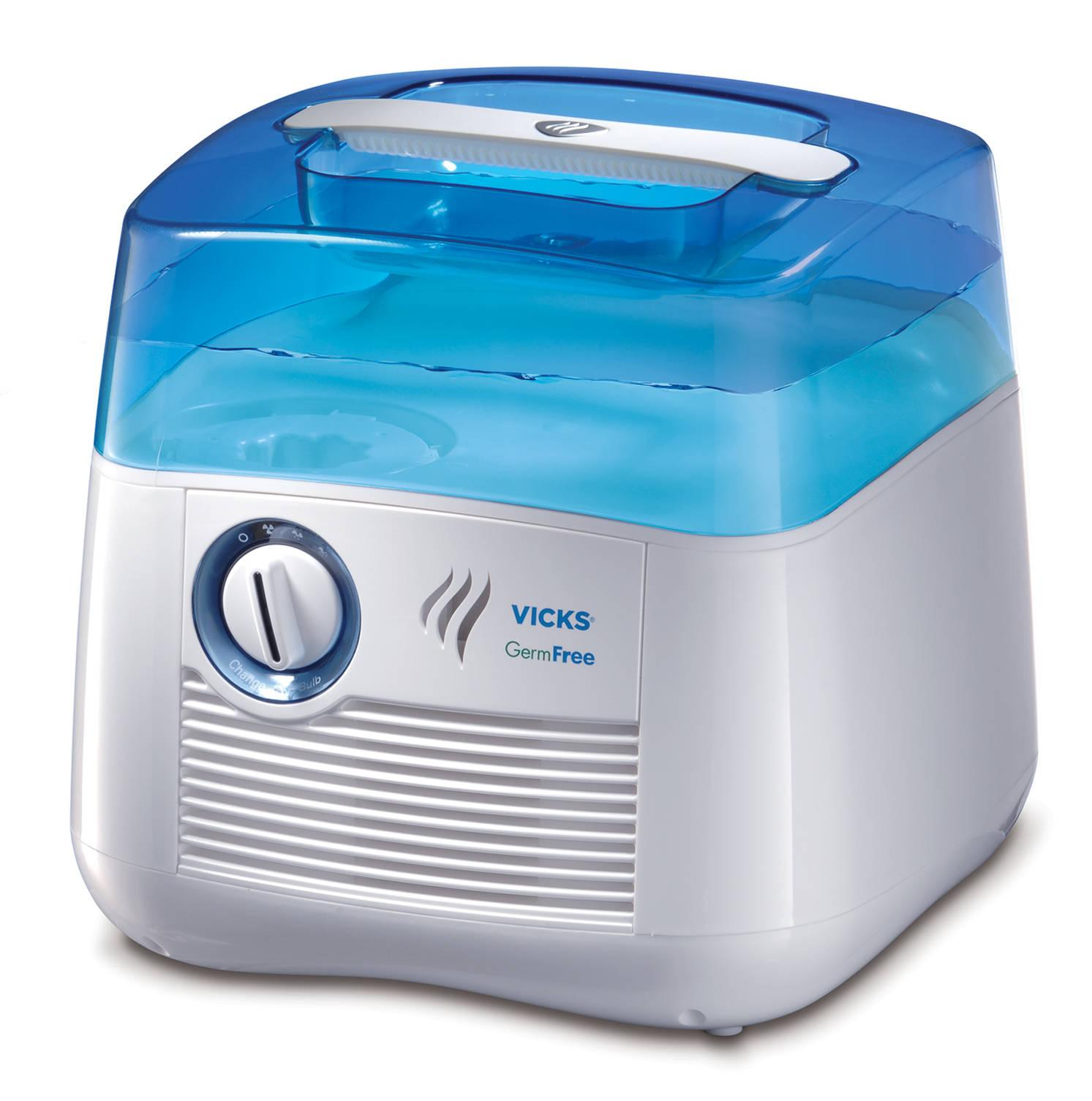 Incorporated V3900 Germ Free Cool Mist Humidifier: Home & Kitchen #1B7DB0
