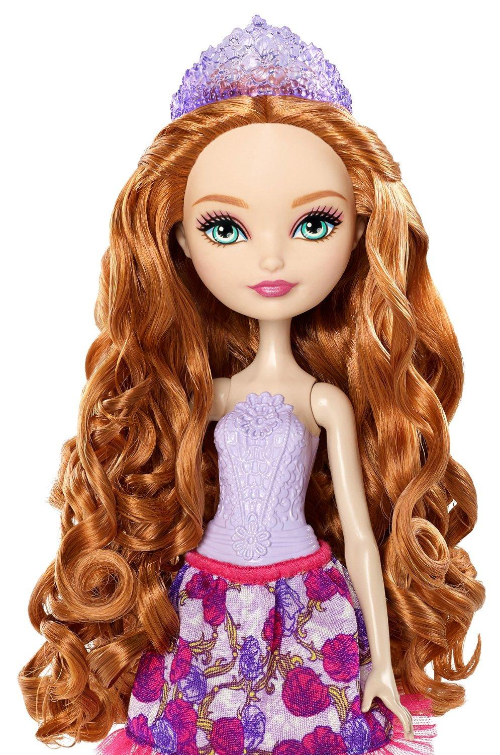 Ever After High Dolls Holly Ohair The