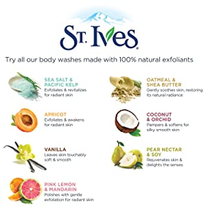 St. Ives Timeless Skin Facial Moisturizer - Made with natural ingredients