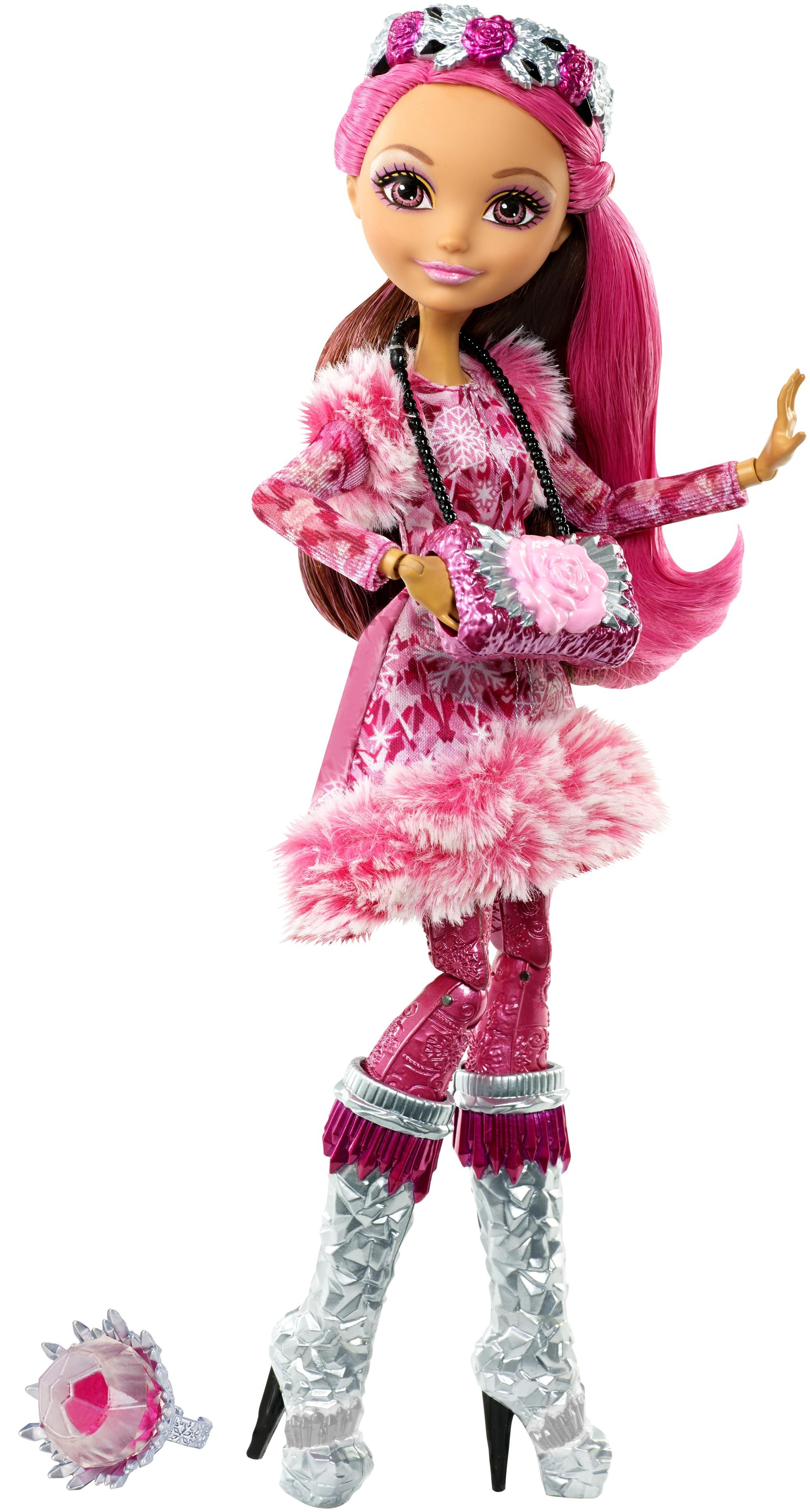 Amazon.com: Ever After High Epic Winter Briar Beauty Doll ...