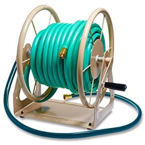 liberty garden products 3in1 garden hose reel - Hose Reels
