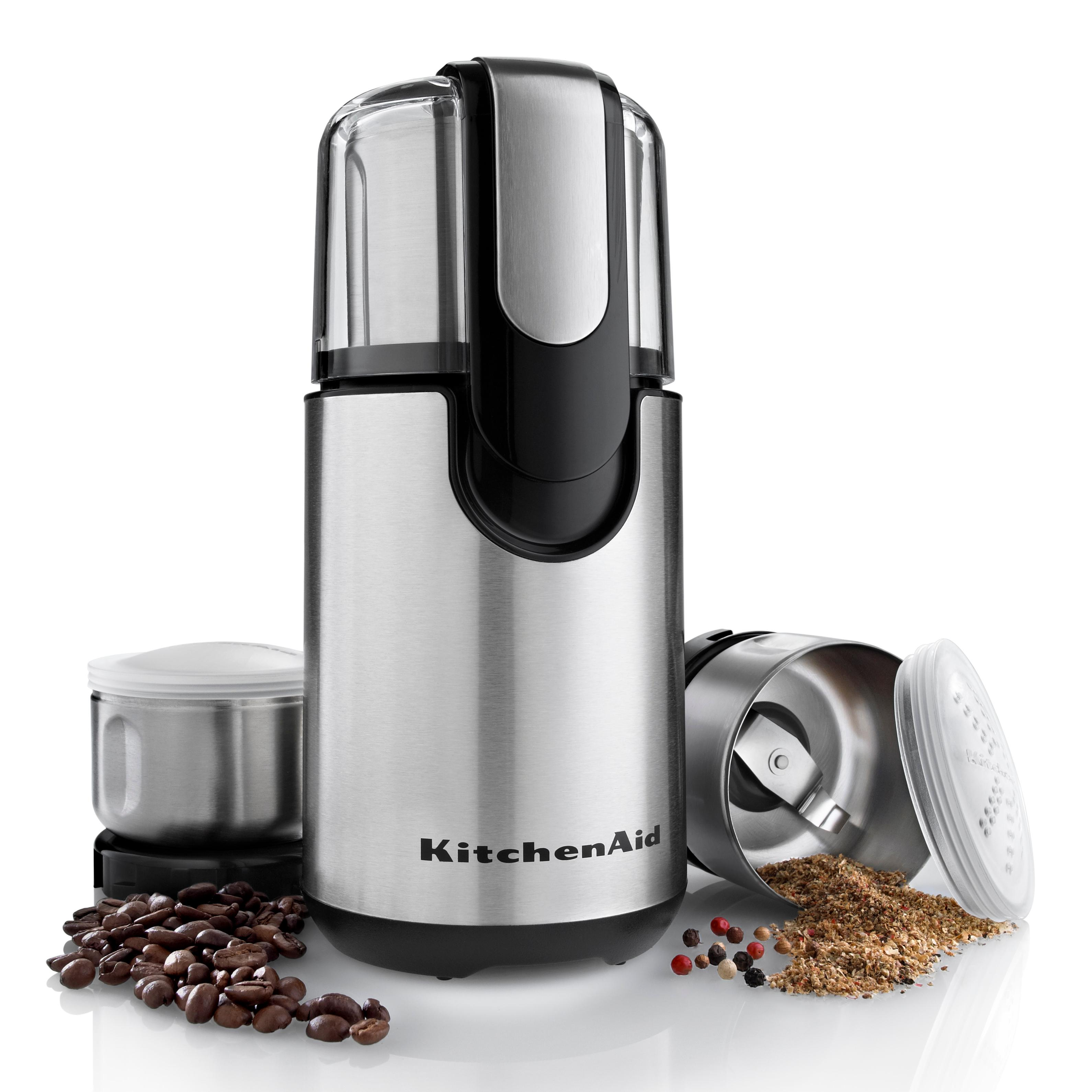 Amazon De: Amazon.com: KitchenAid BCG211OB Blade Coffee And Spice