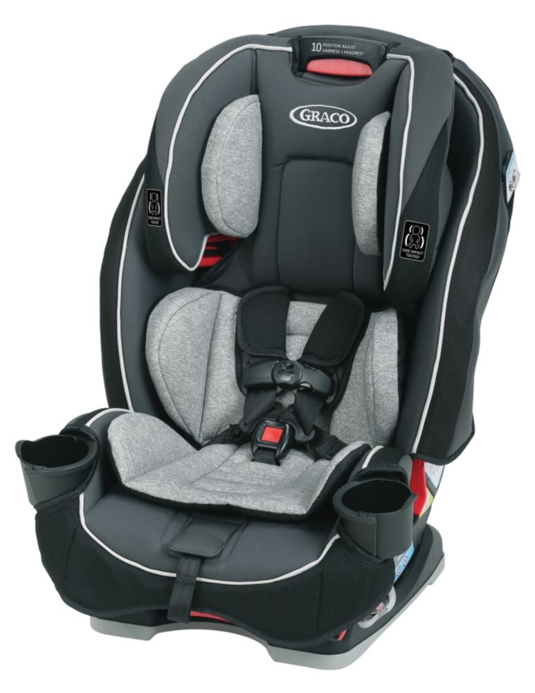 graco slimfit all in one convertible car seat darcie baby. Black Bedroom Furniture Sets. Home Design Ideas