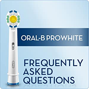 faq, whiten teeth, teeth whitening, oral b, whitening toothbrush, oral health