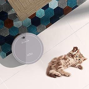 robot vacuum, bobi pet, bobsweep, robotic, vacuum cleaner, pet product, dog product, pet hair, cat
