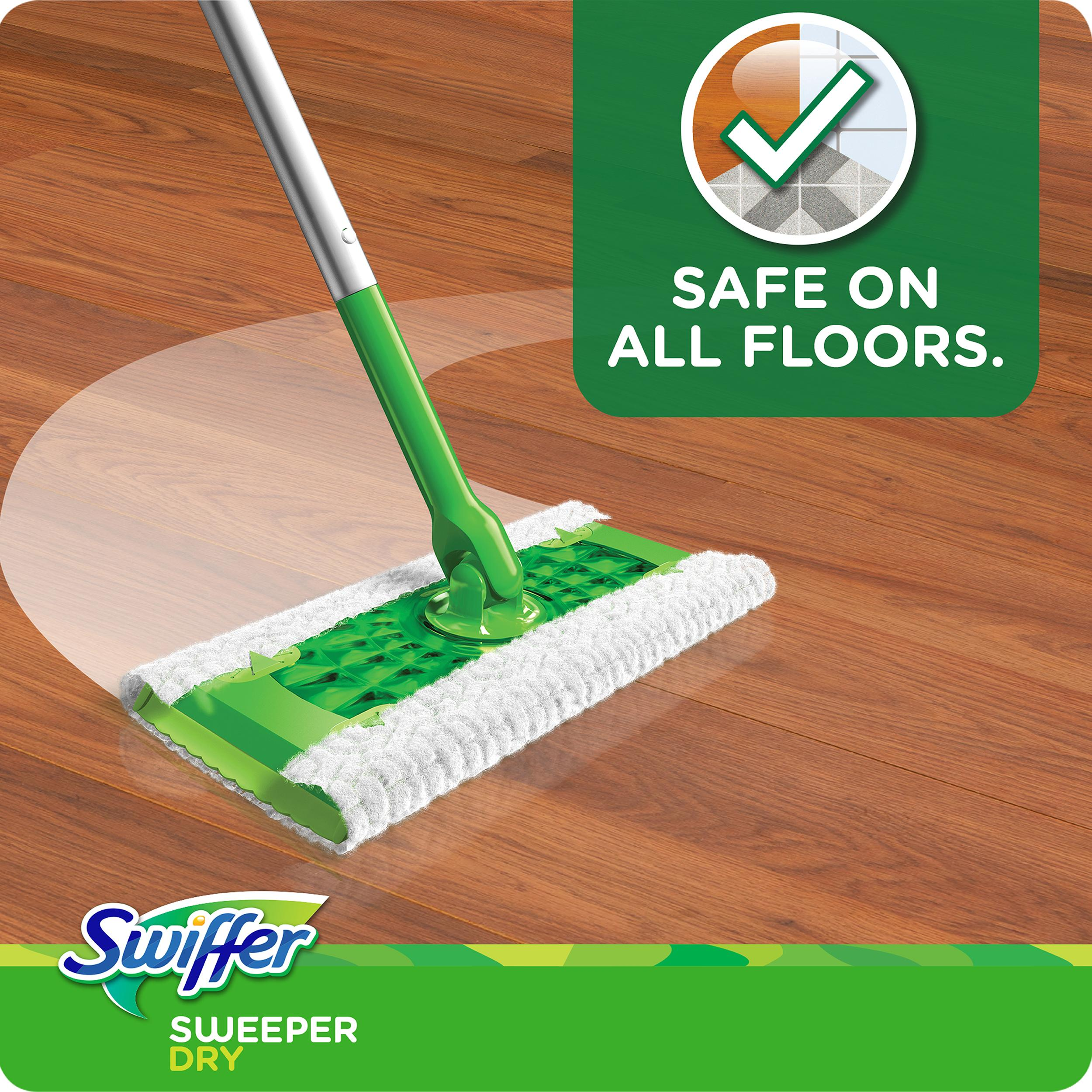 Amazon Com Swiffer Sweeper Dry Sweeping Pad Multi Surface