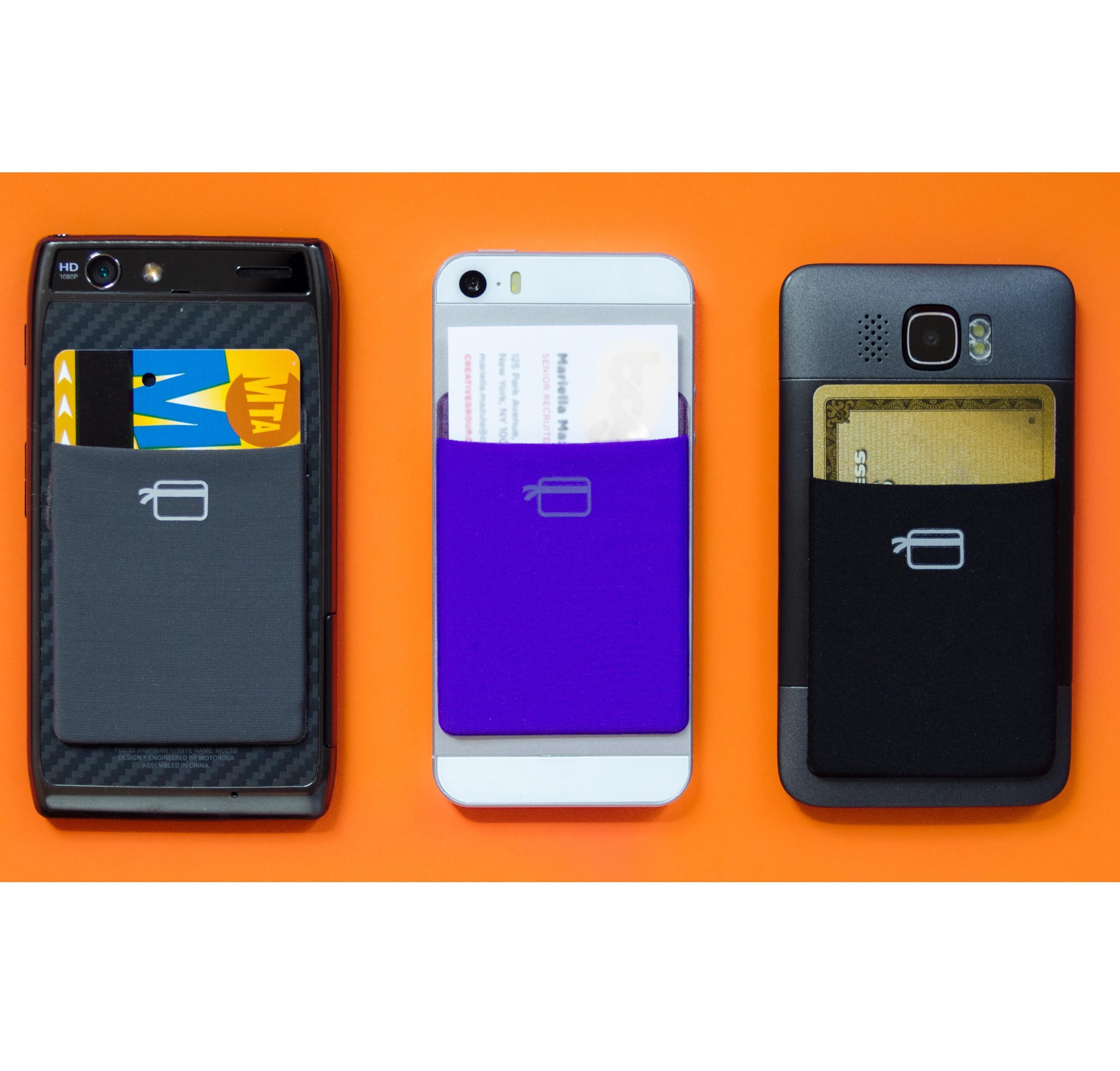 Amazon.com: CardNinja Ultra-slim Self Adhesive Credit Card