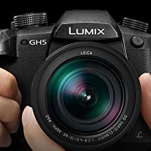 LUMIX GH5KBODY - High Durability Shutter Unit