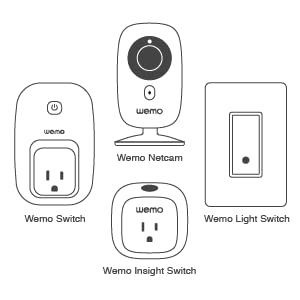 Wemo Product Family
