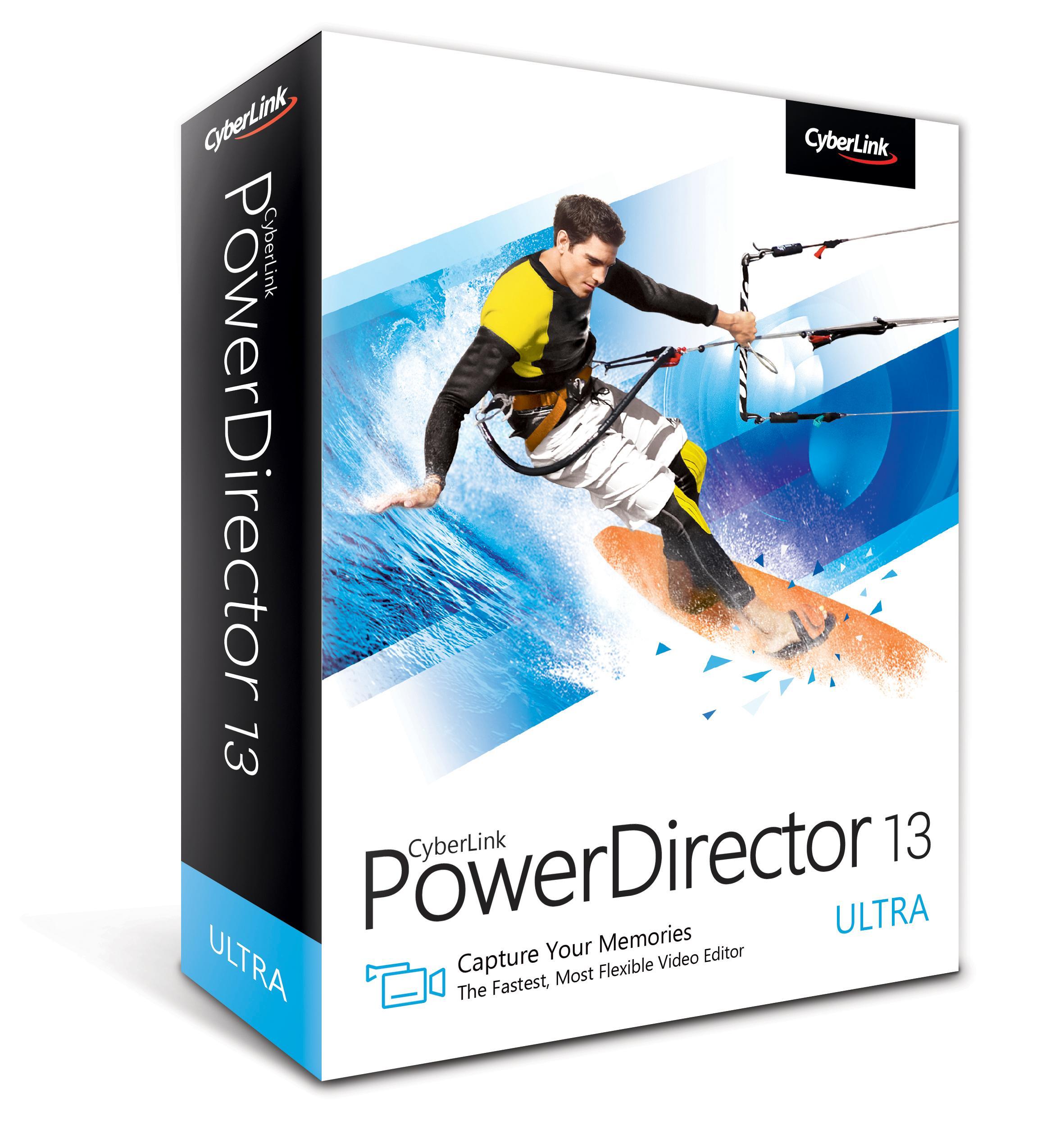 Cyberlink powerdirector ultra 9 00 2316