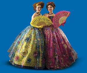Wicked Stepsisters