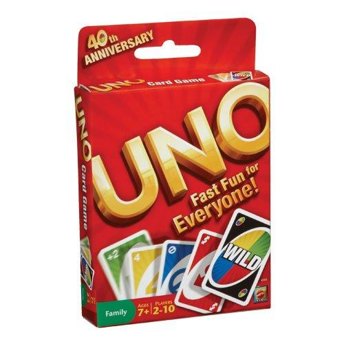 how to play uno card game instructions