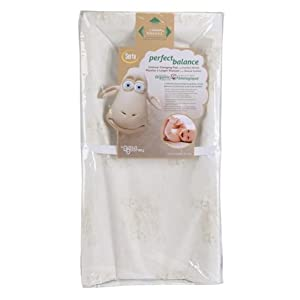 Baby's Journey Serta's Perfect Balance Contour Changing Pad