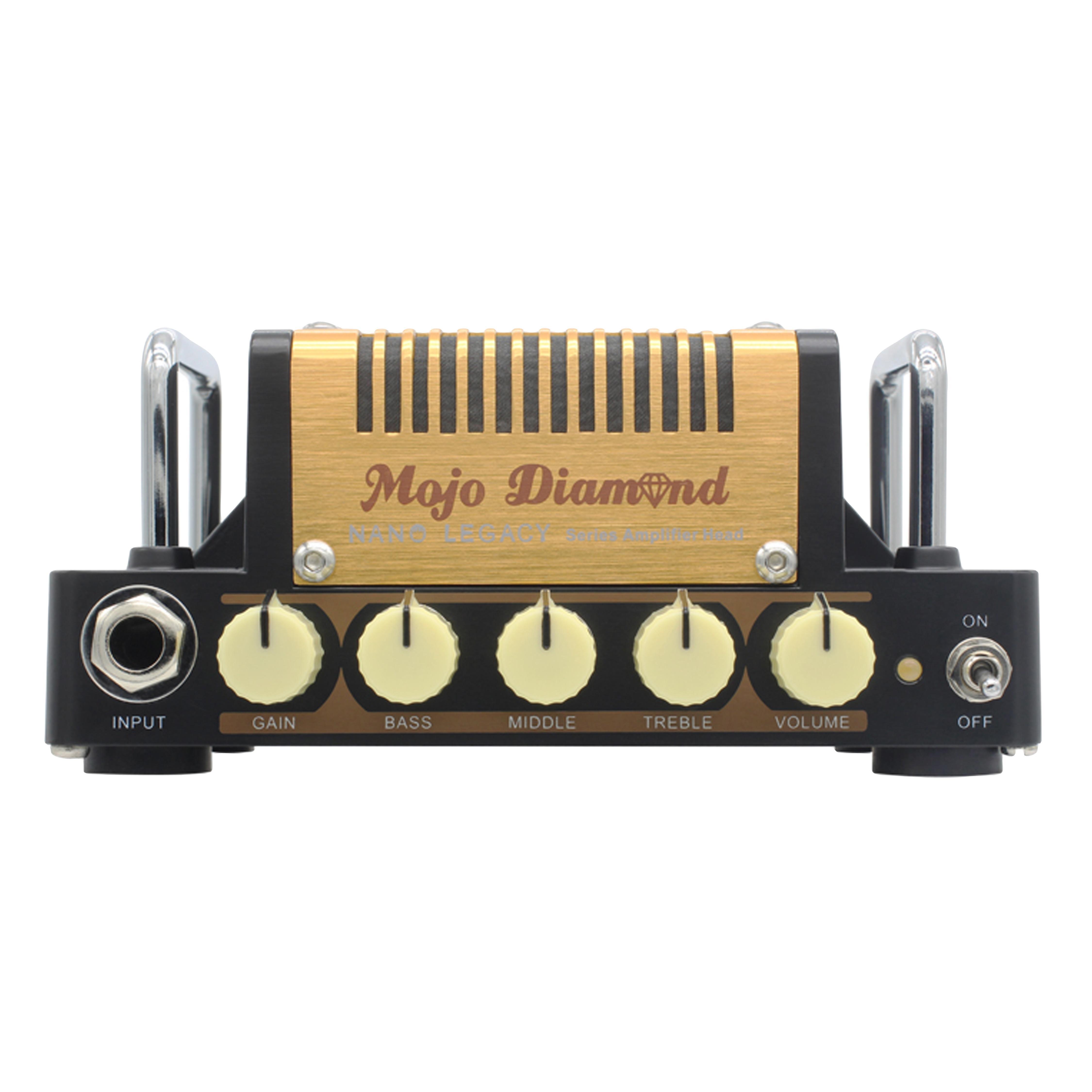 Hotone Mojo Diamond 5 Watt Mini Guitar Amplifier Head Apmilifier Bass Circuit And Explanation View Larger