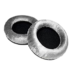 dt770, velour ear pads