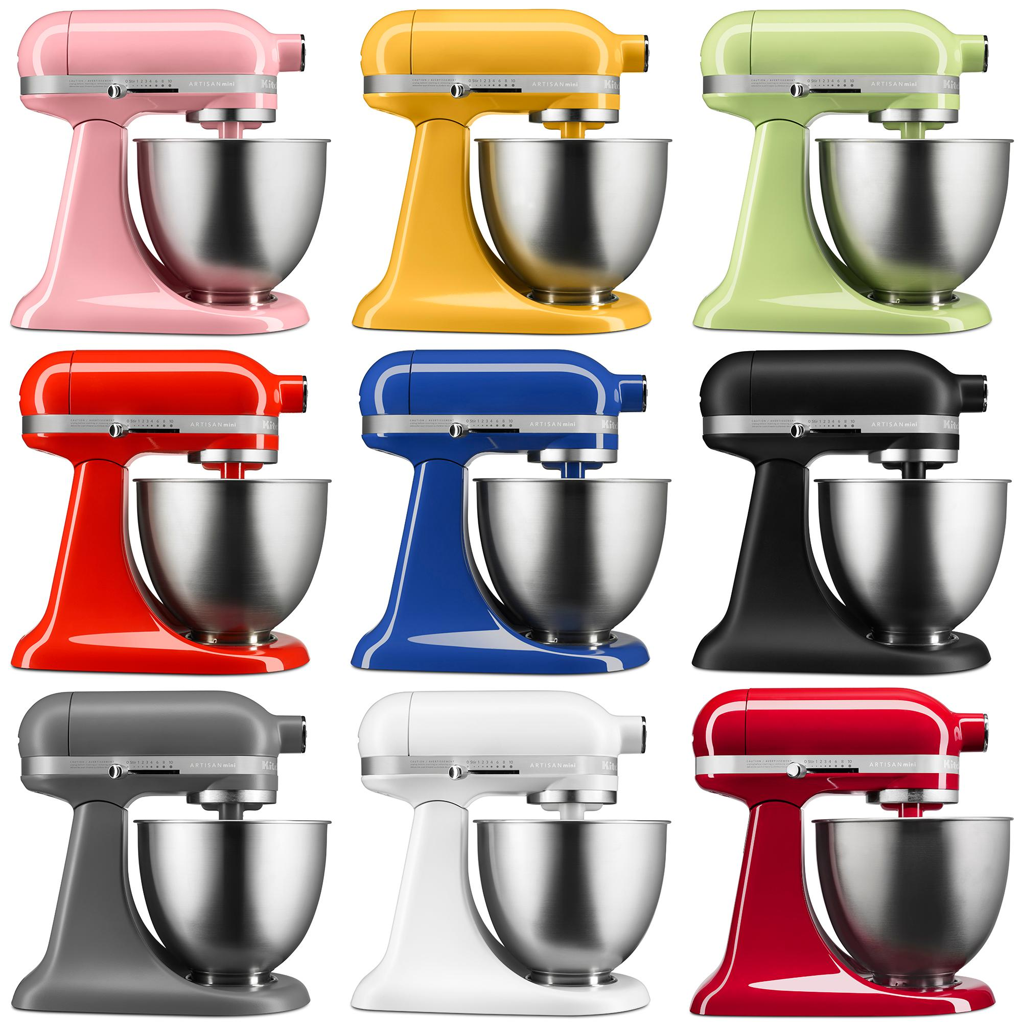 kitchenaid ksm3311xgu artisan mini series tilt head stand