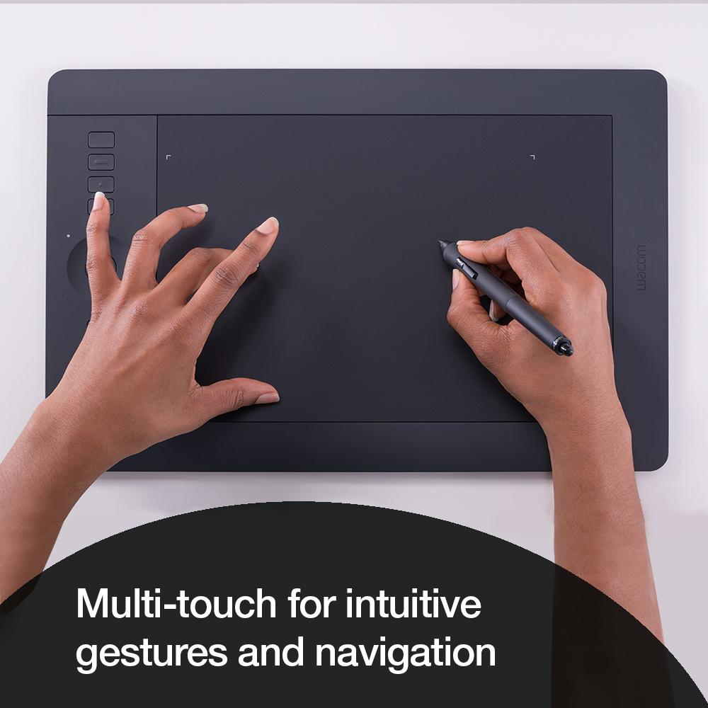 Amazon De: Amazon.com: Wacom Intuos Pro Pen And Touch Small Tablet