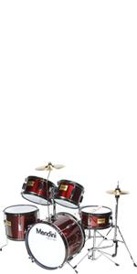 mendini junior drum set instructions