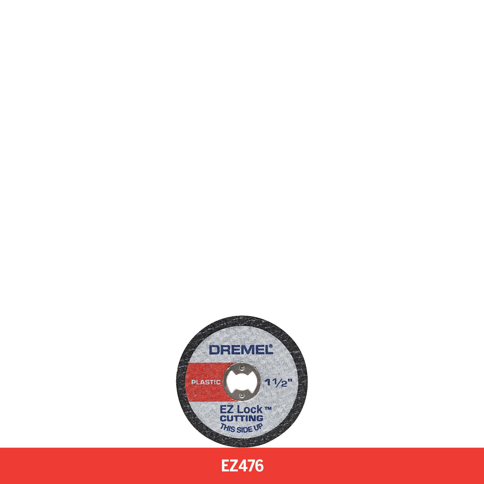 Dremel EZ545 1-1/2-Inch EZ Lock Diamond Wheel - Power Rotary Tool ...