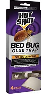 Amazon Com Hot Shot Bedbug Amp Flea Home Insect Killer2