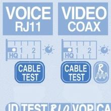 Cable Test Pack