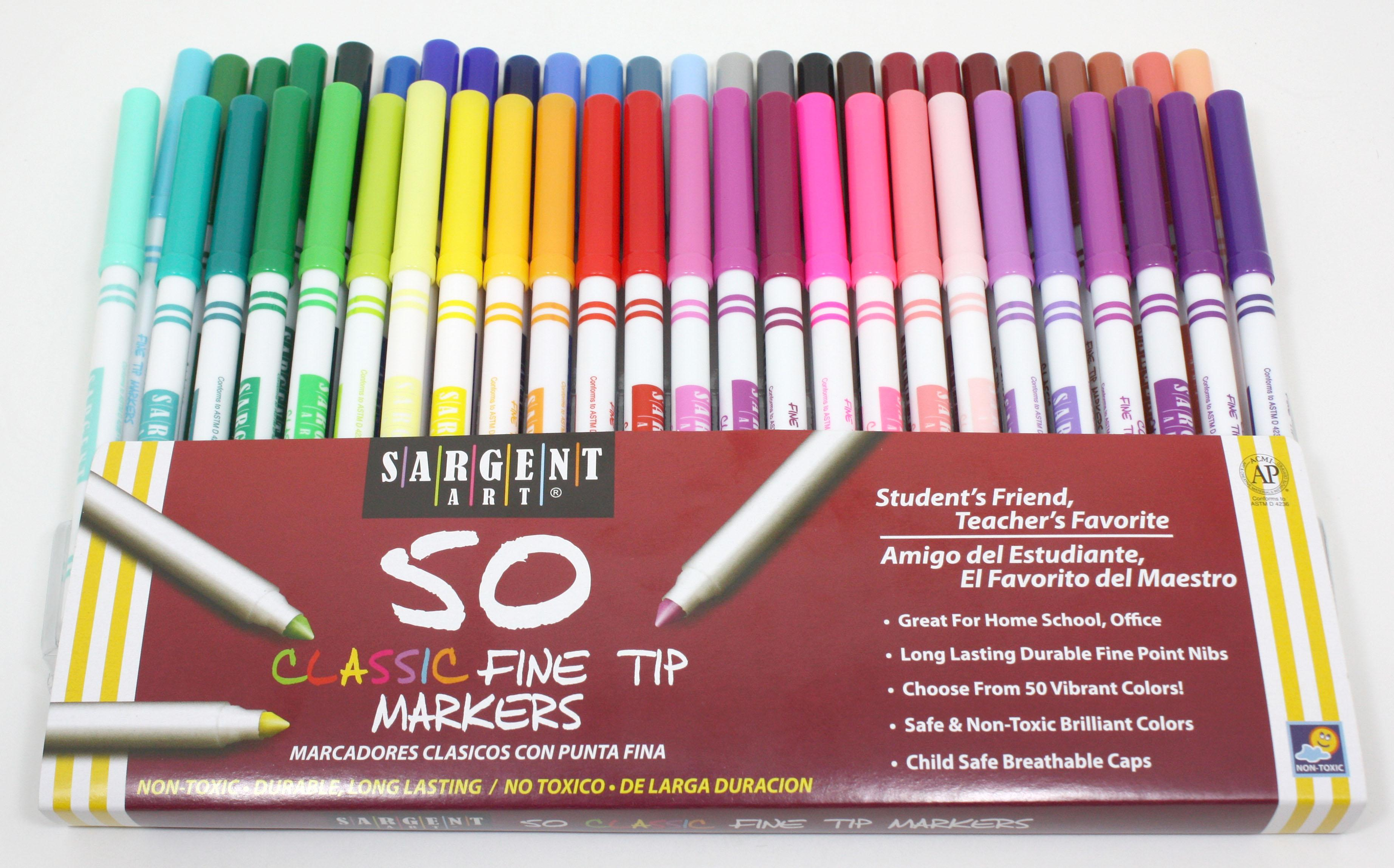 Art color markers - From The Manufacturer Marker