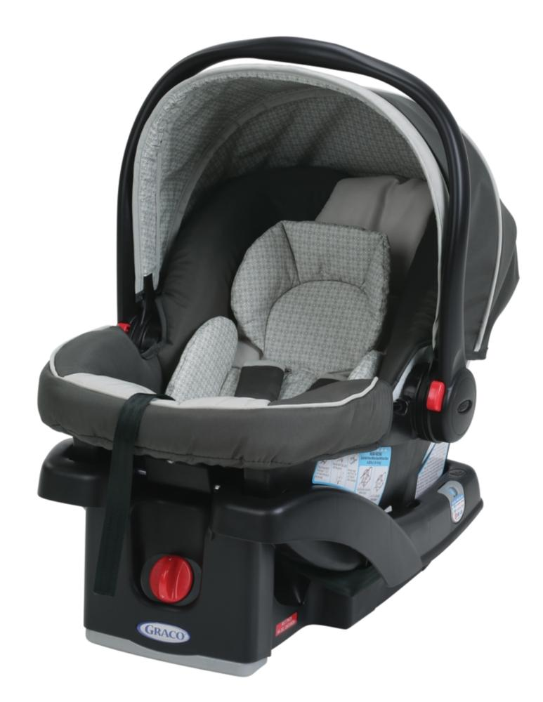 Latch Equipped Car Seat