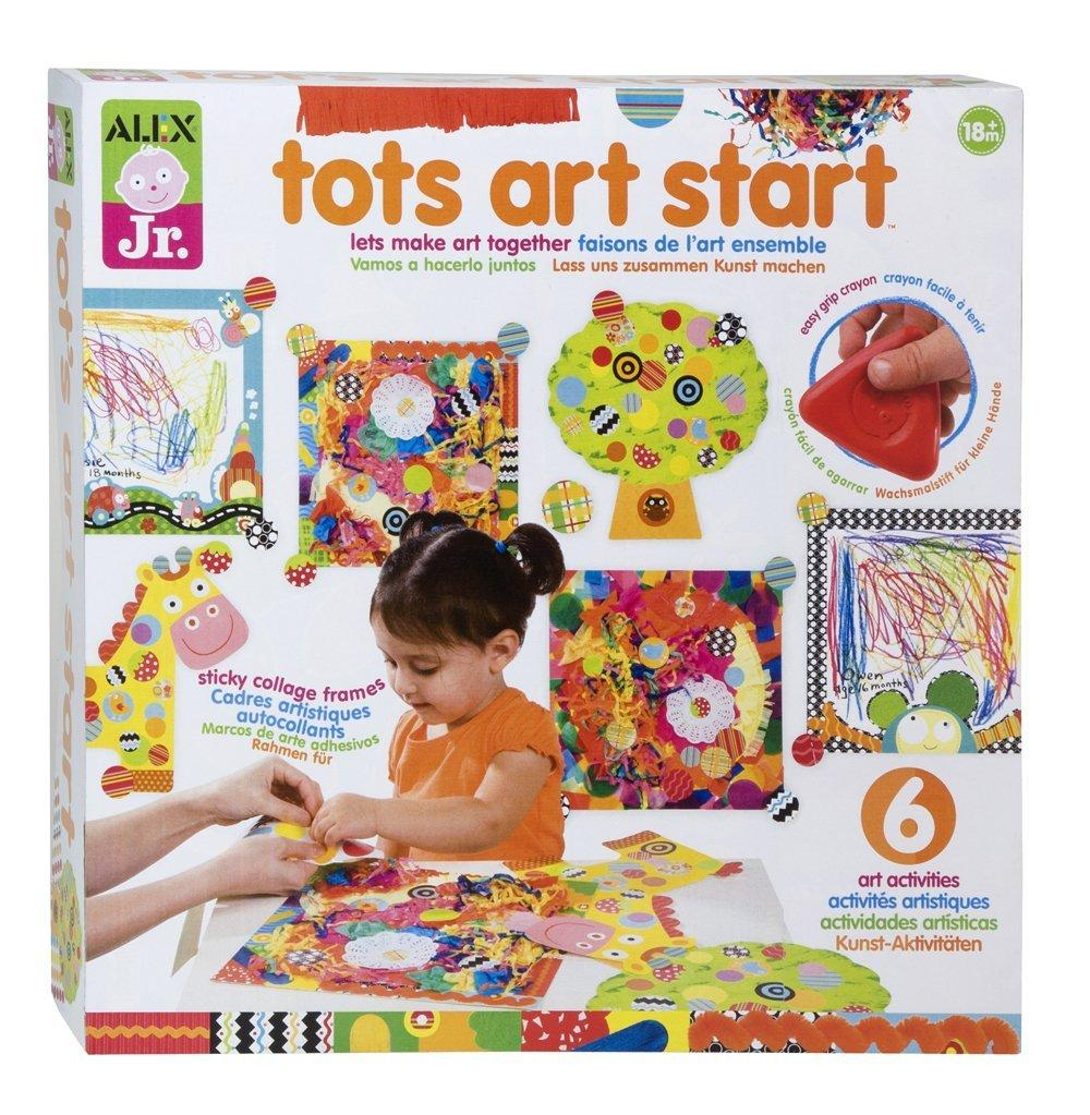 Toys That Start With B : Amazon alex jr tots art start toys games