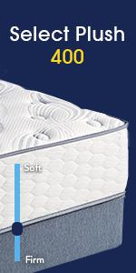 Amazon Com Serta Perfect Sleeper Select Super Pillow Top