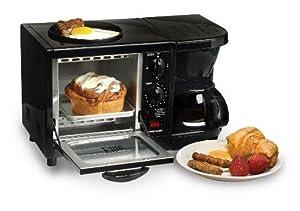 Amazon.com: Elite Cuisine EBK-200BL Maxi-Matic 3-in-1 Multifunction Breakfast Center, Blue ...