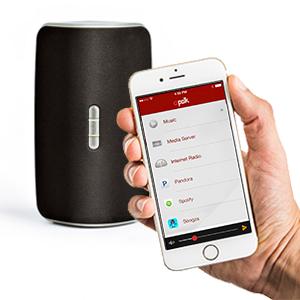 S2, Polk, Audio, Omni, Wireless, Play-Fi, Speaker, Mult-Room, Music Streaming, sonos, bose
